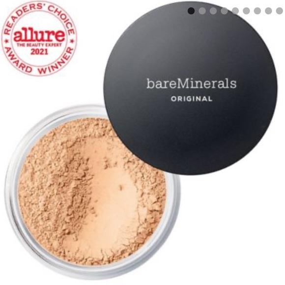 Bare minerals powder foundation fair ivory 02